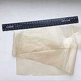 Плівка будівельна (вторинна) 60 мкм (прозора), фото 2