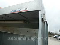 Покрасочная кабина AZZURRA