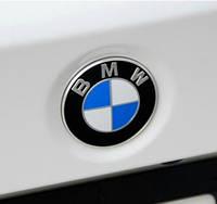 BMW X5 E70 Эмблема в капот и багажник Новая Оригинал