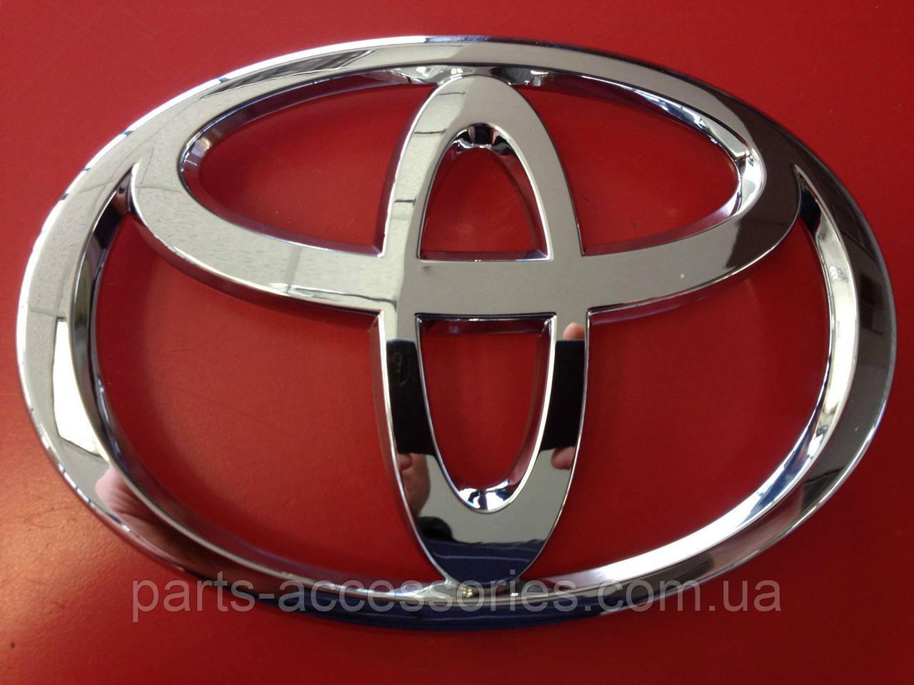 Toyota FJ Cruiser 2007-14 эмблема значок на багажник Новый Оригинал