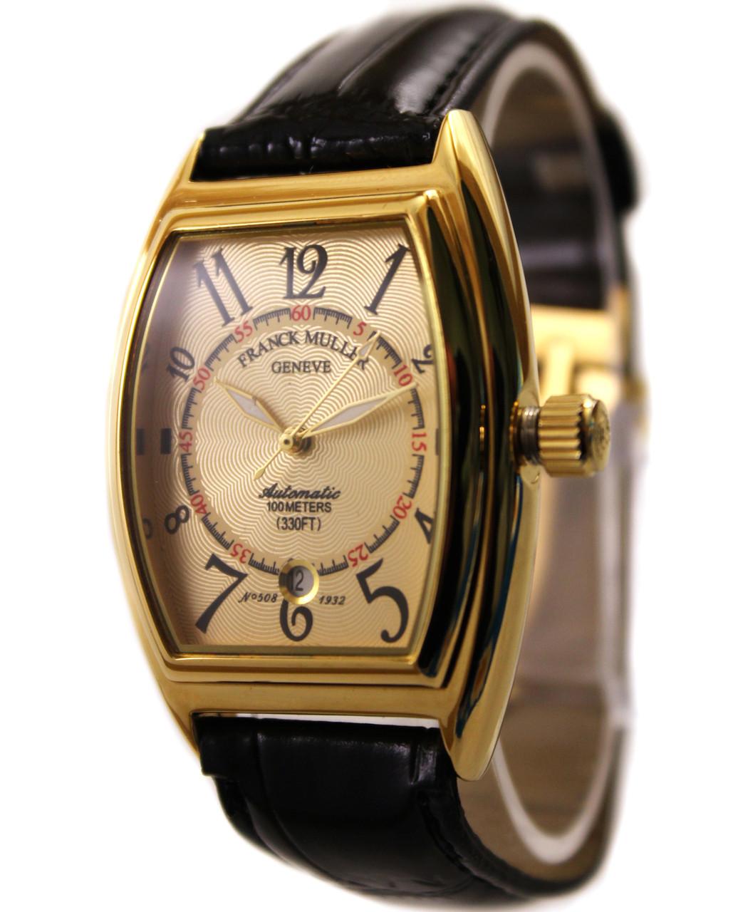 091559311c64 Механические мужские наручные часы с автоподзаводом Franck Muller - OptMan  - самые низкие цены в Украине