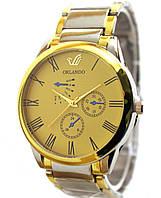 Стильные мужские наручные часы от Orlando