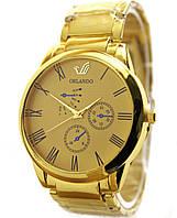 Стильные мужские наручные часы Orlando