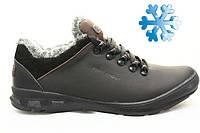 Зимние мужские кроссовки   POINT BREAK Brown