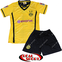 Футбольная форма Боруссия Дортмунд желтая  2014