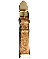 Стильный кожаный ремешок Bros 20 mm