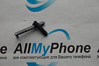 Боковая заглушка для мобильного телефона Sony D6603 Xperia Z3 / D6643 Xperia Z3 / D6653 Xperia Z3 черный