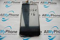 Дисплейный модуль для мобильного телефона HTC  Desire 516 Black
