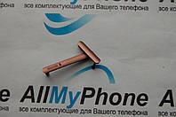Боковая заглушка для мобильного телефона Sony D6603 Xperia Z3 / D6643 Xperia Z3 / D6653 Xperia Z3 Bronze