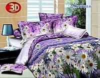 Семейный комплект постельного белья ранфорс Шанталь