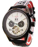 Яркие часы Tag Heuer Grand Carrera