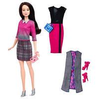 Кукла Барби Модница с набором одежды/ Barbie Fashionistas Doll 36 Chic with a Wink Doll & Fashions - Original