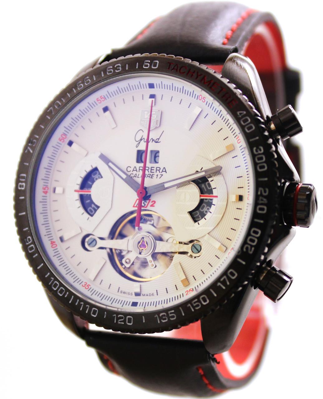 92bc6c0b2a6c Часы мужские Tag Heuer Grand Carrera - OptMan - самые низкие цены в Украине  в Харькове