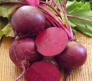 Семена свеклы Детройт (Clause), 5 кг — среднепоздняя сортовая (90-100 дней), круглая, столовая, фото 2