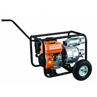 Мотопомпа для грязной воды пр-ть 750 л/мин, напор 25м, 3 дюйма (76 мм) Энергомаш
