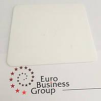 Выгонка  GT 086 White  hard card трапеция белая , фото 1
