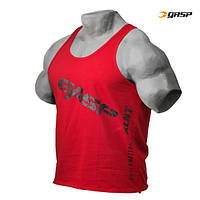 Спортивная майка GASP Vintage T-back, Red