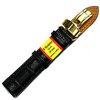 Кожаный ремешок Modeno на клипсе 18-26 мм