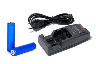 Зарядные устройства для литиевых аккумуляторов 18650...