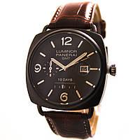 Стильные наручные часы Luminor Panerai