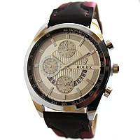 Стильные наручные часы Rolex