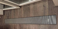 Решётка декоративная 306х1500мм дюралюминивая