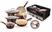 Набор посуды Berlinger Haus BH 1113 10 предметов, фото 1