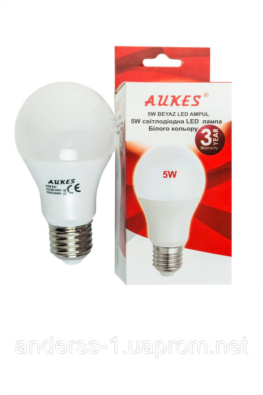 Led лампа AUKES 5W E27 4100K