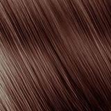 Nouvelle Hair Color Перманентная крем-краска 5.35-Светло-золотистый коричневый красного дерева, 100 мл.