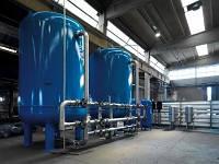 Промышленная водоподготовка с активированным углем