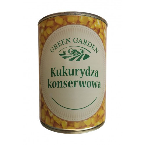 Консервированная кукуруза Kukurydza konserwowa 400 г. Польша