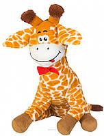 Мягкая игрушка Жираф с бабочкой