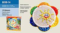 Мозаика 8018-14, 250 фишек
