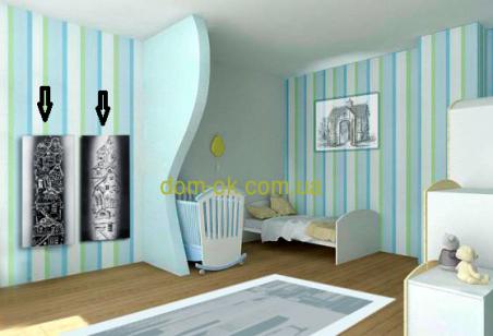 Дизайн-обогреватели Городок 1,4 кВт