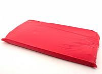 Полимерная глина (термопластика) 250 г 3214 красная, фото 1
