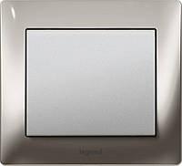 Выключатели и розетки Legrand Galea Life Metal Chrome