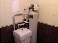 Система комплексной очистки воды в коттедж  для семьи до 4 человек.