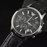 Популярные кварцевые часы Emporio Armani