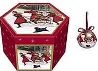 Набор новогодних шаров 14 шт Angel Gifts HK854