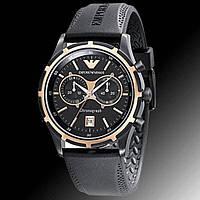 Emporio Armani стильные кварцевые часы
