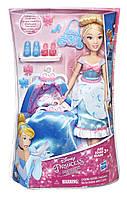 Кукла Hasbro Принцесса Диснея - Золушка в платье со сменными юбками (B5312)