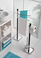 Гарнитуры для WC и вешалки для полотенец