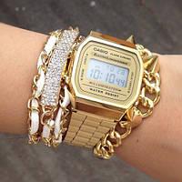 Женские популярные часы Casio