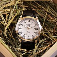 Стильные кварцевые часы Tissot