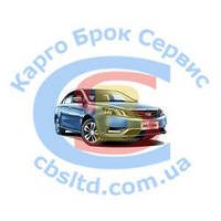 1067001231 Фонарь задний правый EMG EC7 Geely Emgrand ЕС-7 (Лицензия) седан