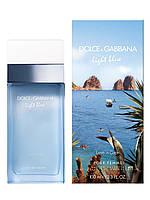 "Туалетная вода Dolce Gabbana ""Light Blue Love in Capri"""