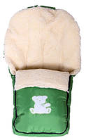 Зимний конверт Мишка зеленый ТМ Умка