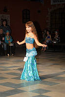 Детский танец живота в Полтаве