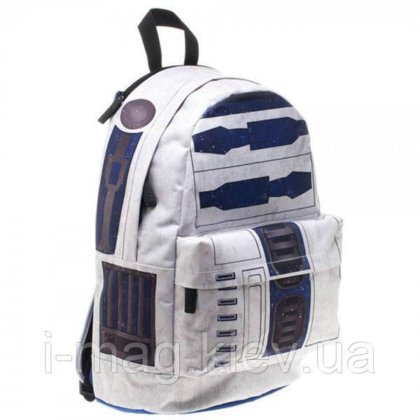 Рюкзак с капюшоном R2D2 купить - Оригинальный рюкзак Звездные войны b34180a1f79