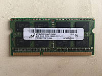 Micron 4Gb  PC3L-12800S  DDR3-1600  So Dimm MT16KTF51264HZ-1G6M1